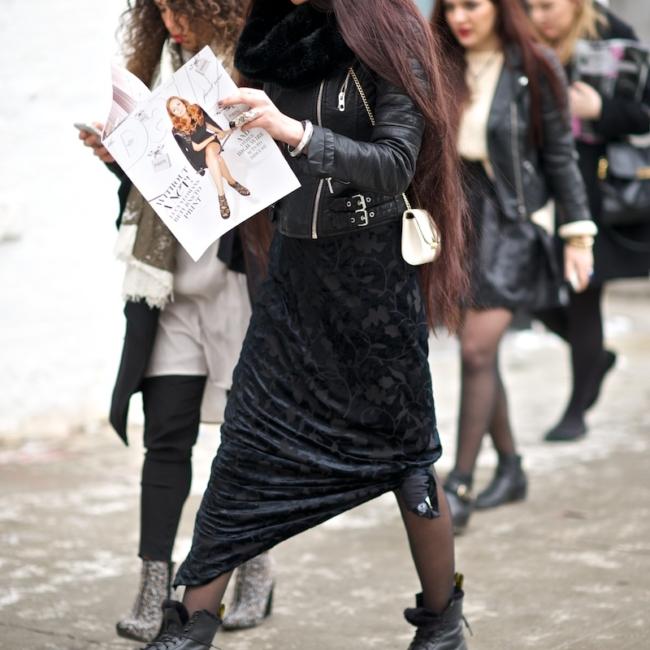 fedora, floppy hat, doc marten boots, maxi dress, street style, velvet dress