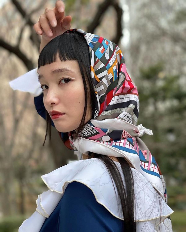 transeasonal headscarf