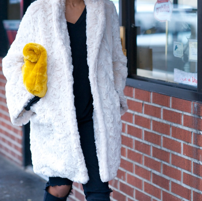 teddy coat
