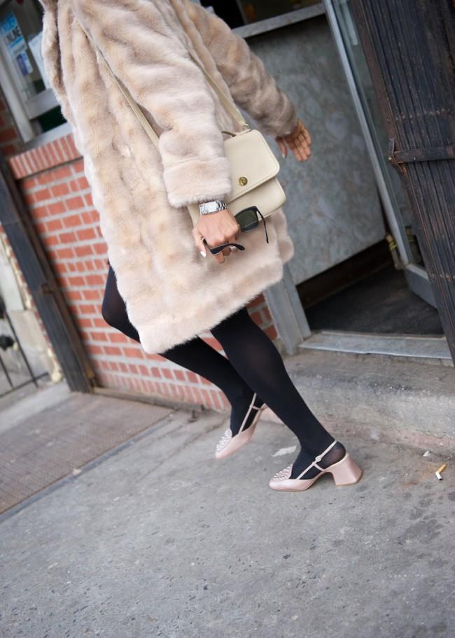 Teddy coats