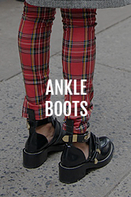 Ankle Boots category on Where Did U Get That