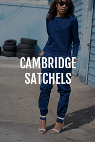 Cambridge Satchels category on Where Did U Get That