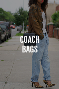 Coach Bags category on Where Did U Get That