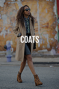 Coats category on Where Did U Get That