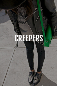 Creepers category on Where Did U Get That