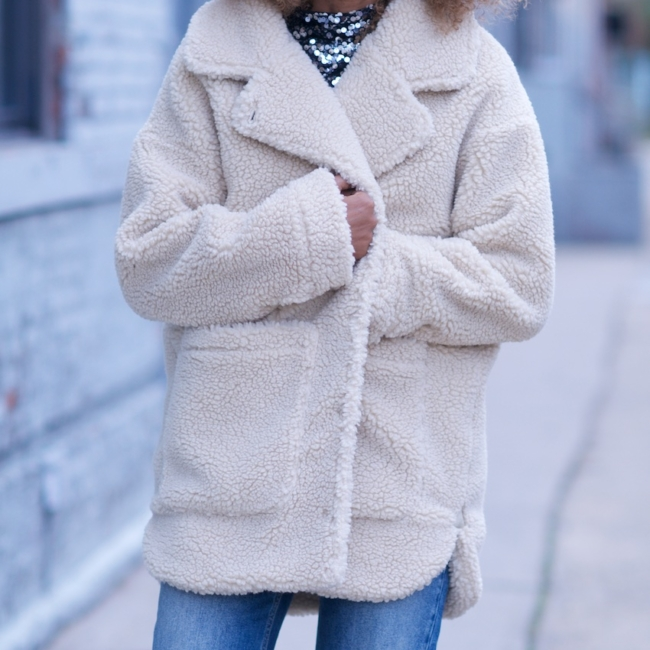 monki teddy coat, teddy coats, best teddy coats