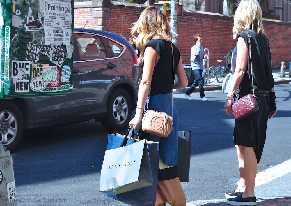 Gucci, bag, gucci soho disco bag, street style