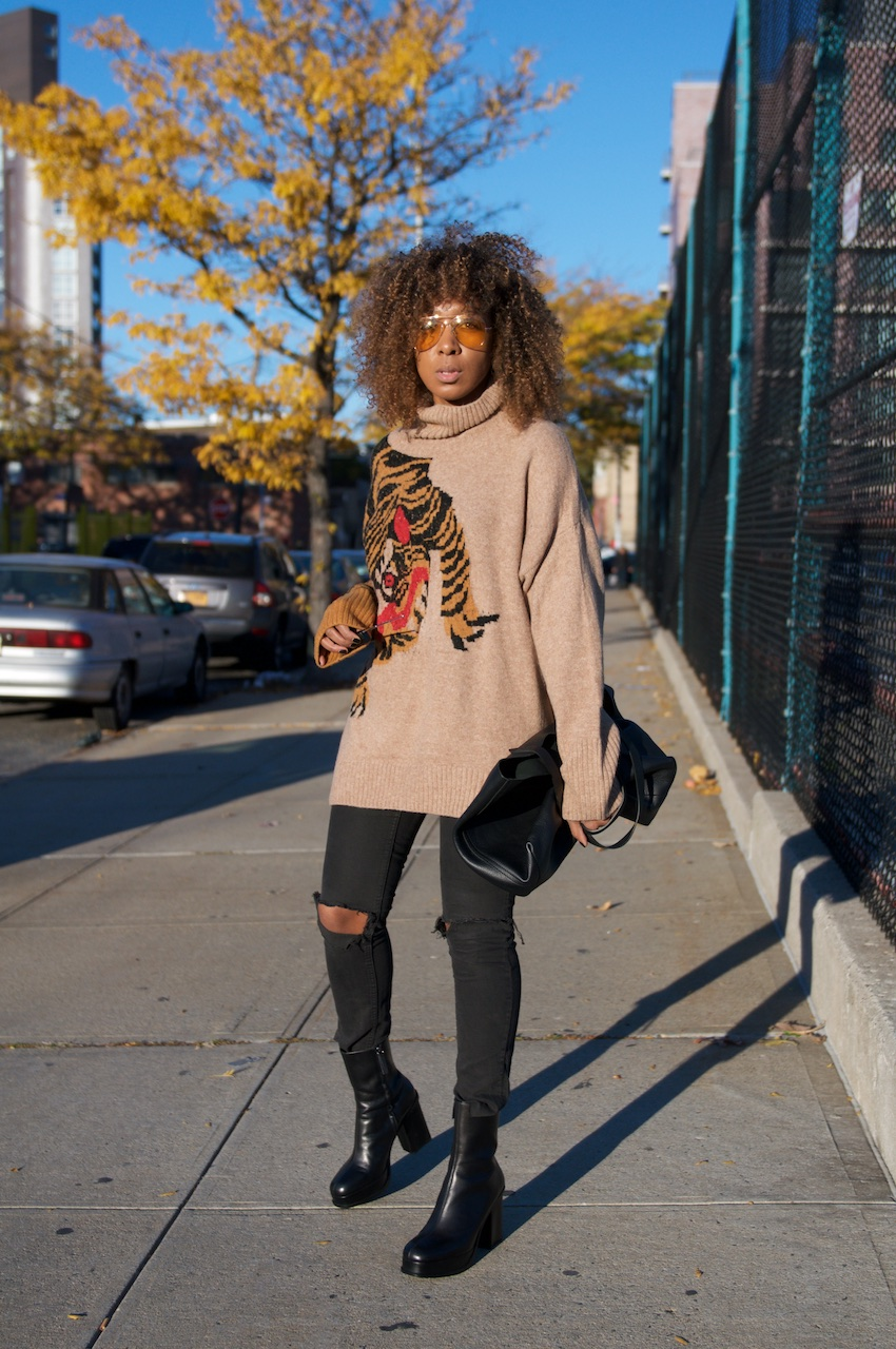 black skinny jeans, zara block heel platform boots, ankle boots, madewell tote, fashion, bloggers, aviators