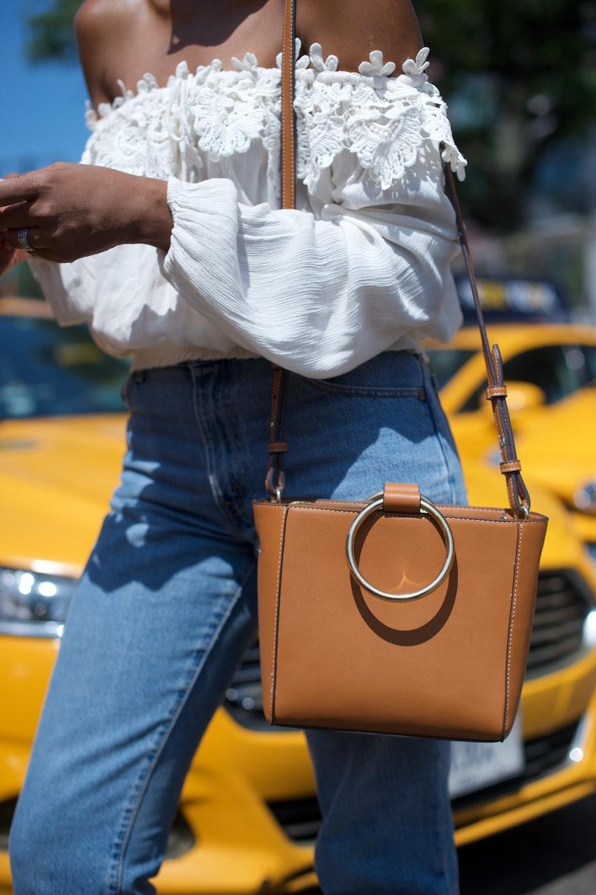 ring handle bags
