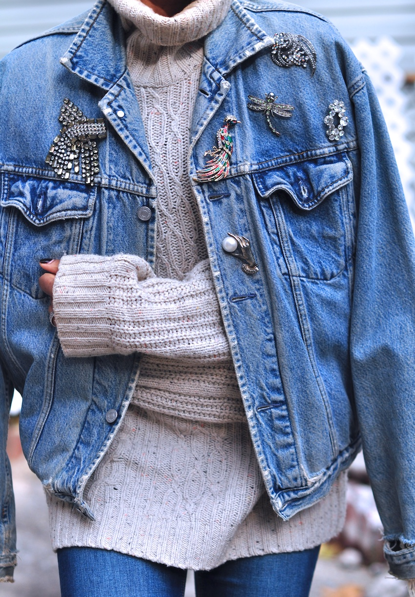 Levi denim jackets