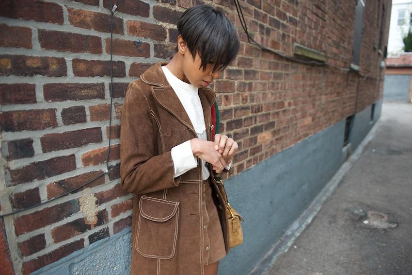 Gucci lady web purse