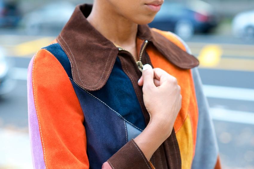 seventies style coats