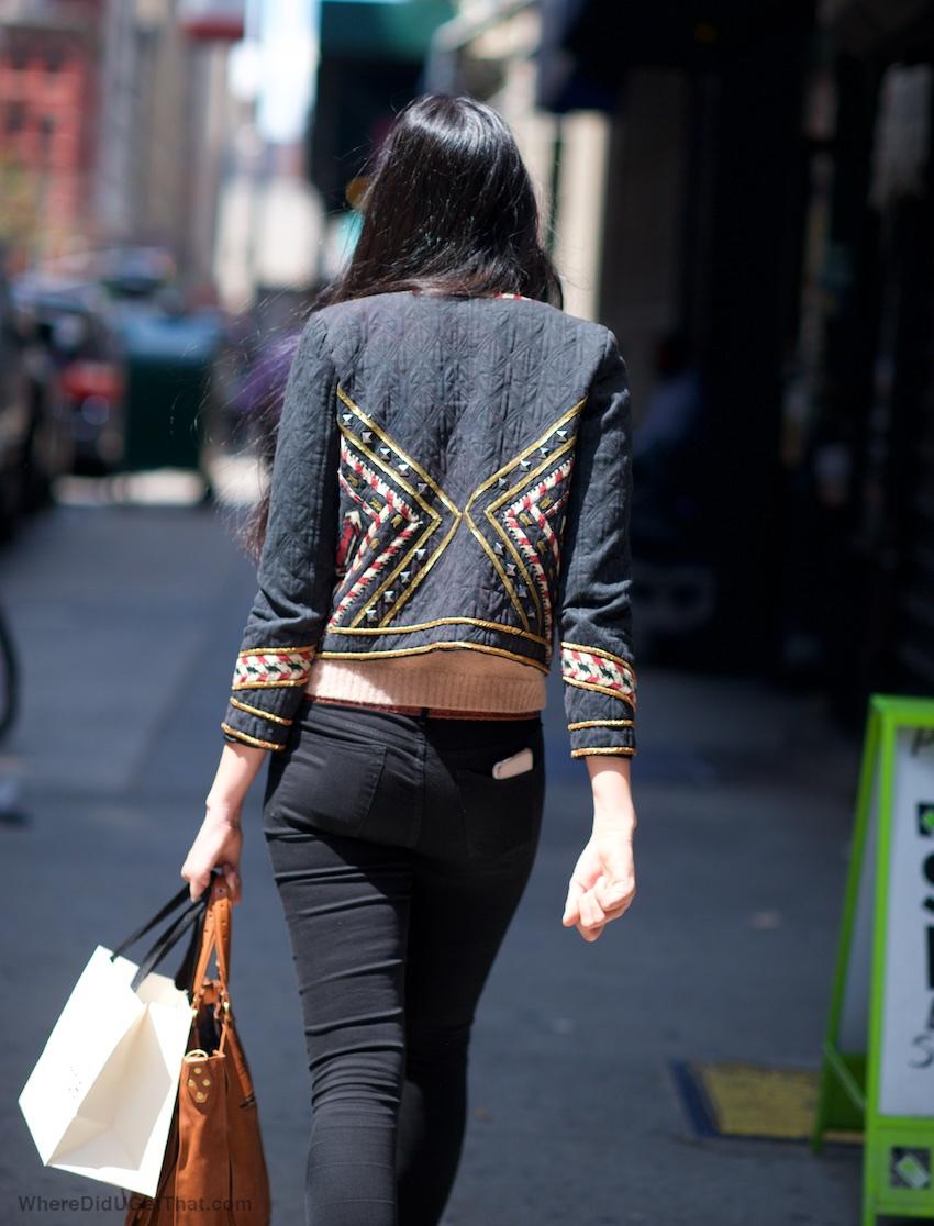 Isabel Marant étoile jacket