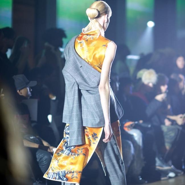Vfiles fashion show