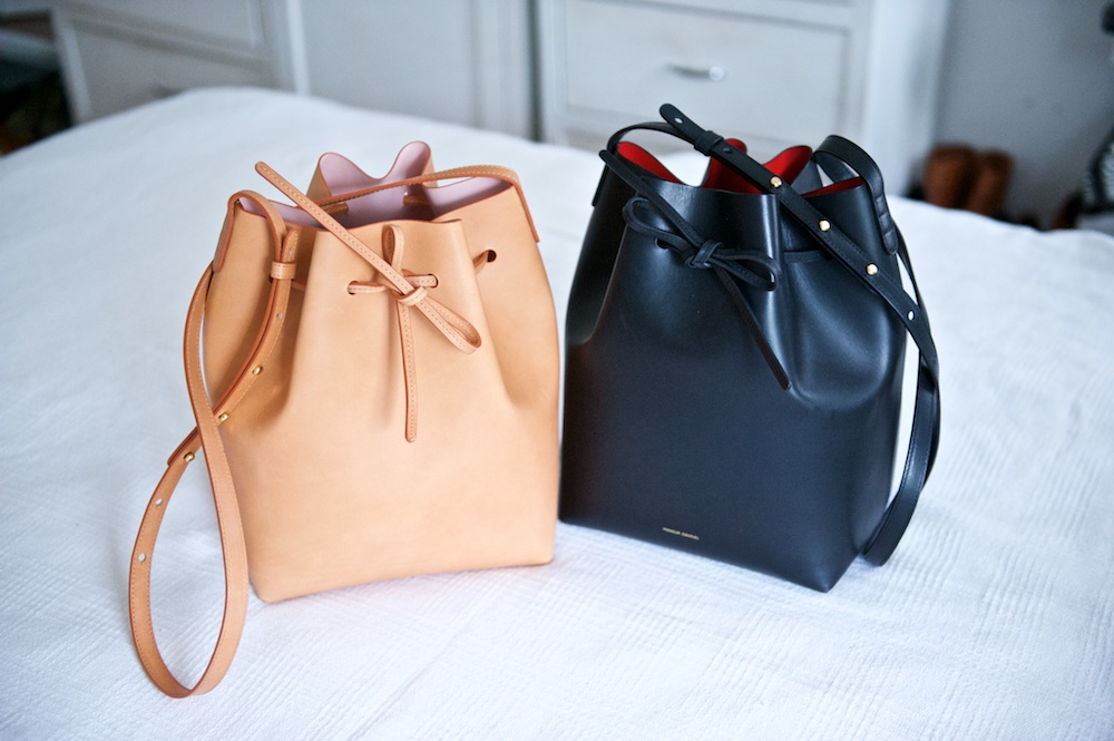 mansur gavriel bucket bag where did u get that. Black Bedroom Furniture Sets. Home Design Ideas
