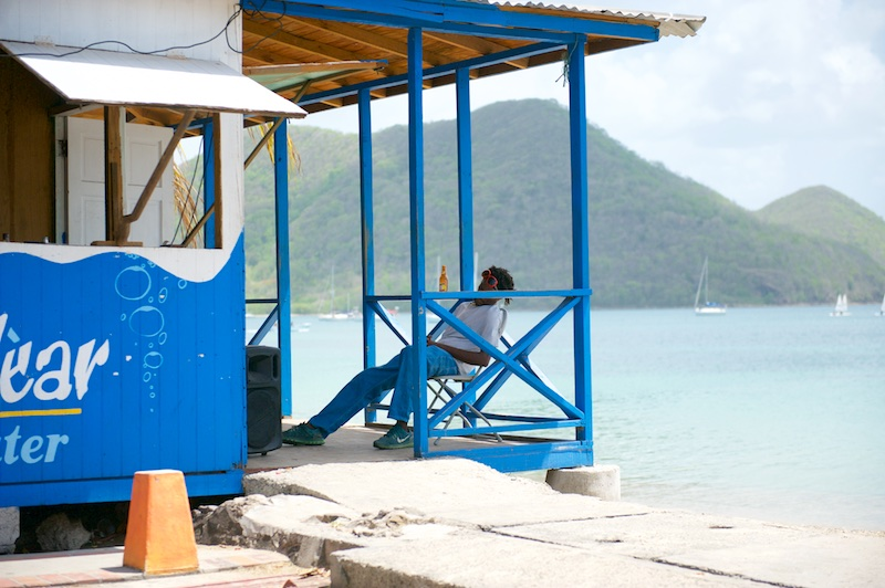gros islet, st. lucia