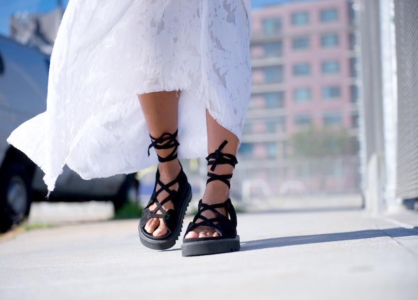 celine gladiator sandals