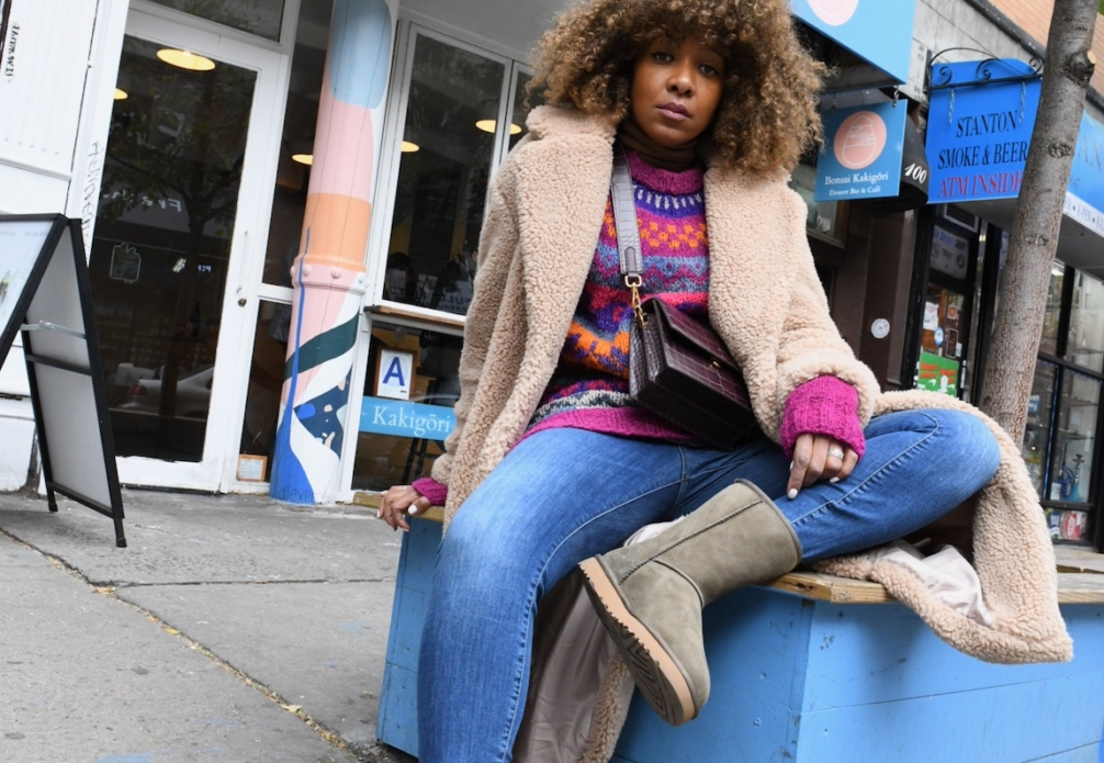 how to style ugg boots