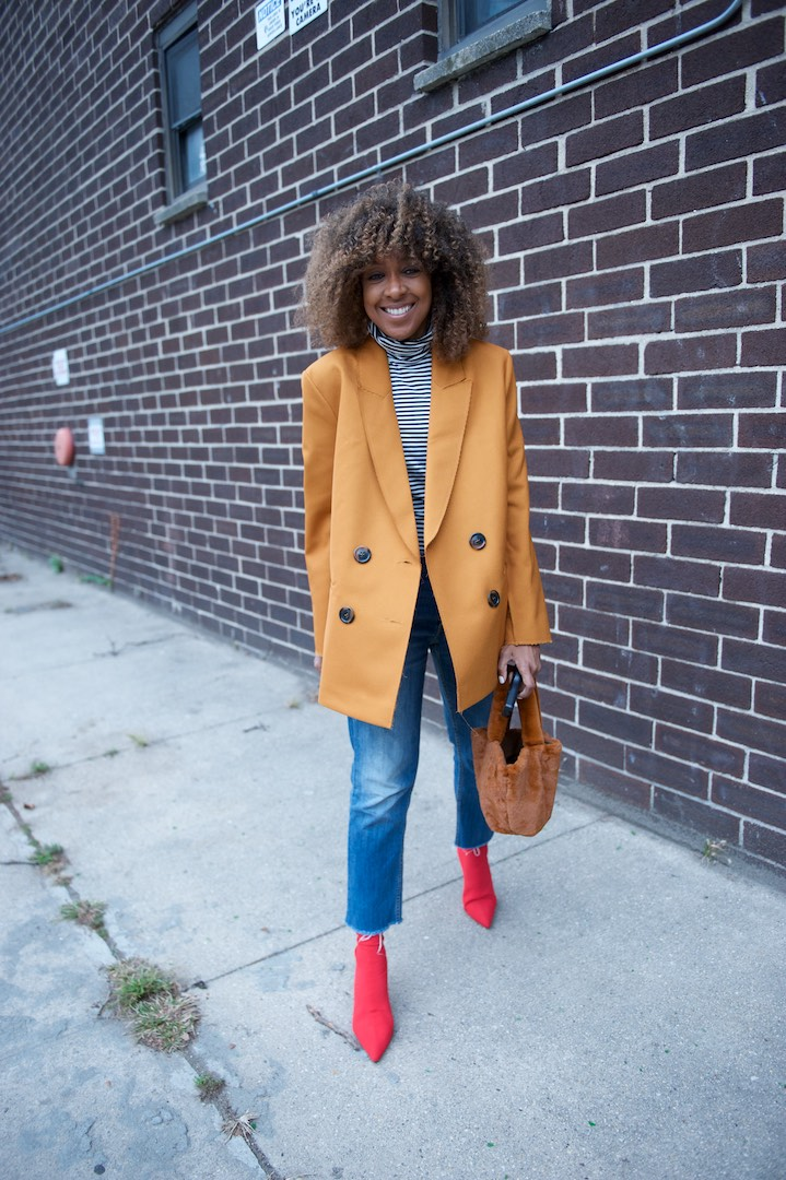 red sock boots