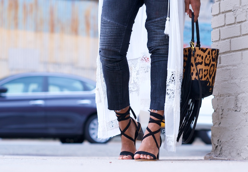 topshop lace up sandals