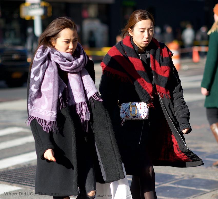 big winter scarfs