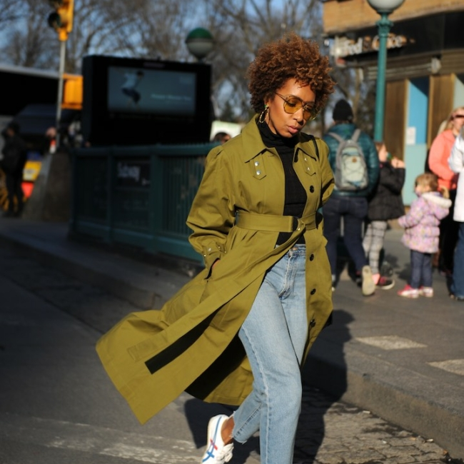 the best spring trench coats