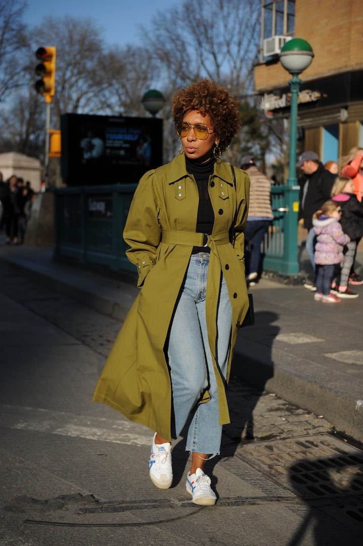 How to wear trench coats