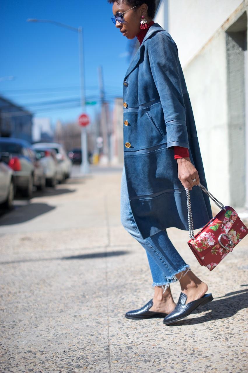 Gucci blooms dionysus bag