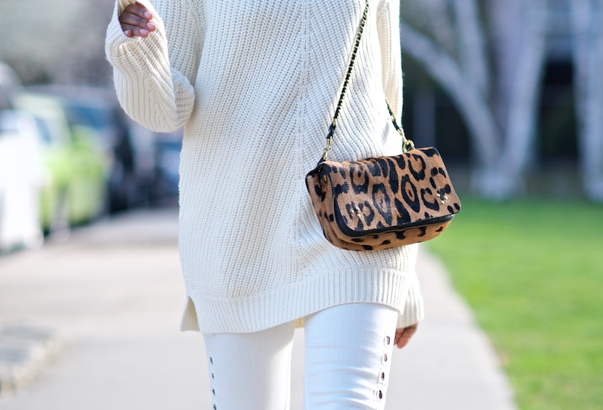 jerome dreyfuss leopard print bags