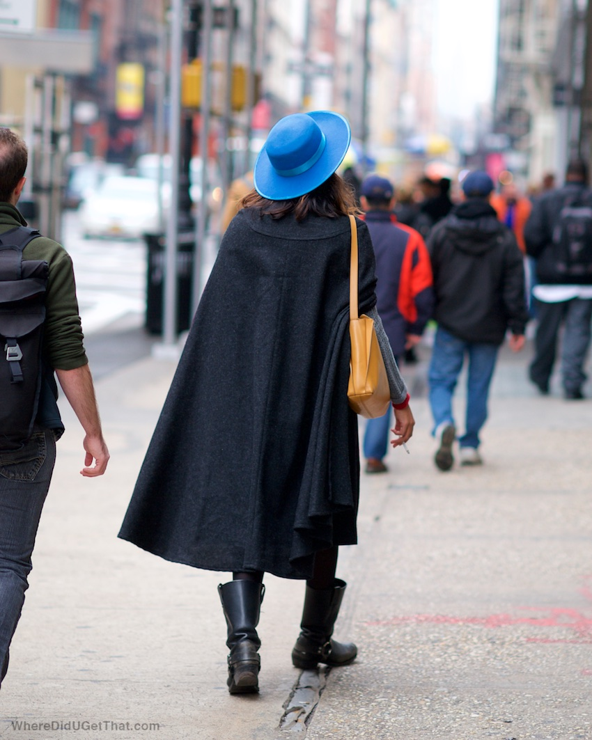 cape coats