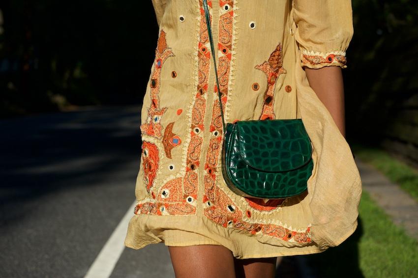 seventies style bag