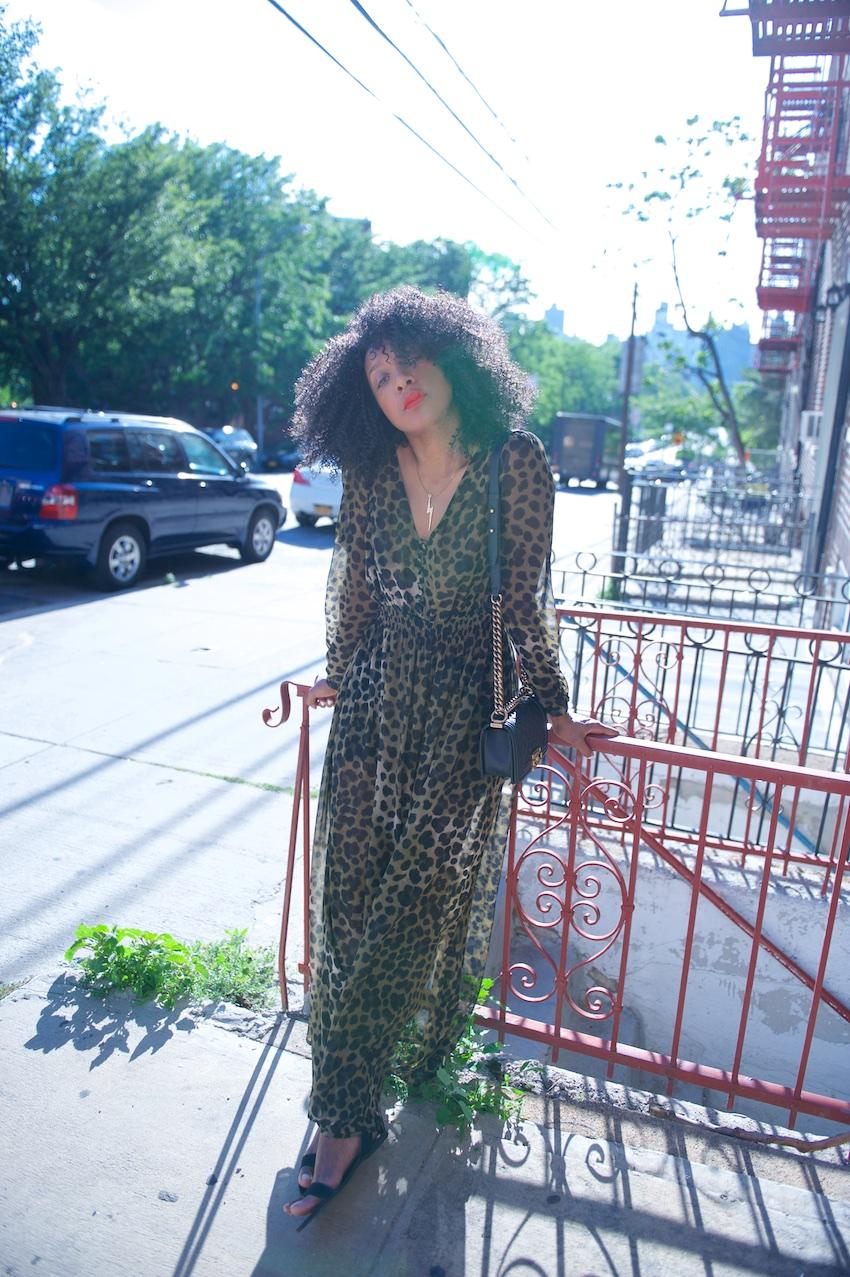 leopard print dresses