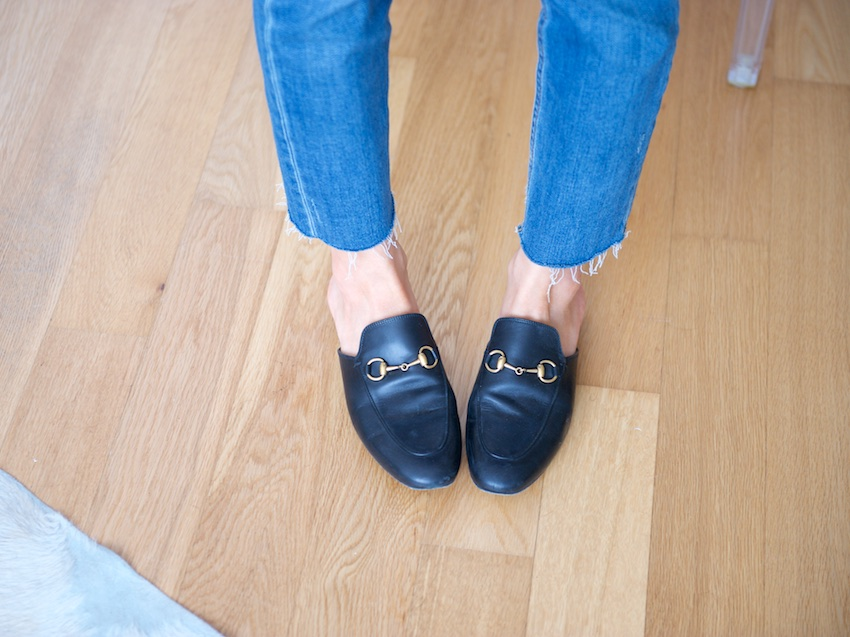 Gucci Princetown loafers