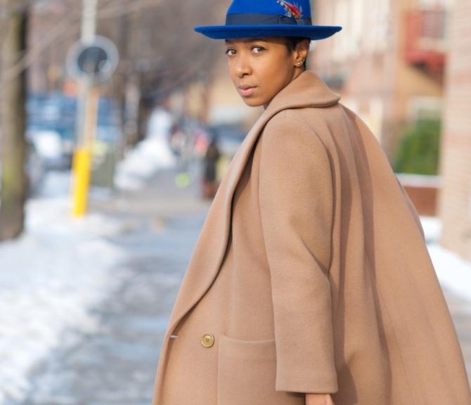 oversized camel coats