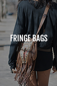 Fringe Bags category on Where Did U Get That