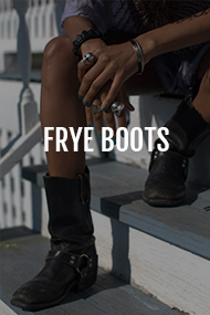 FRYE BOOTS category on Where Did U Get That