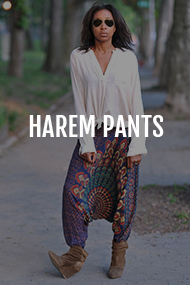 Harem Pants category on Where Did U Get That