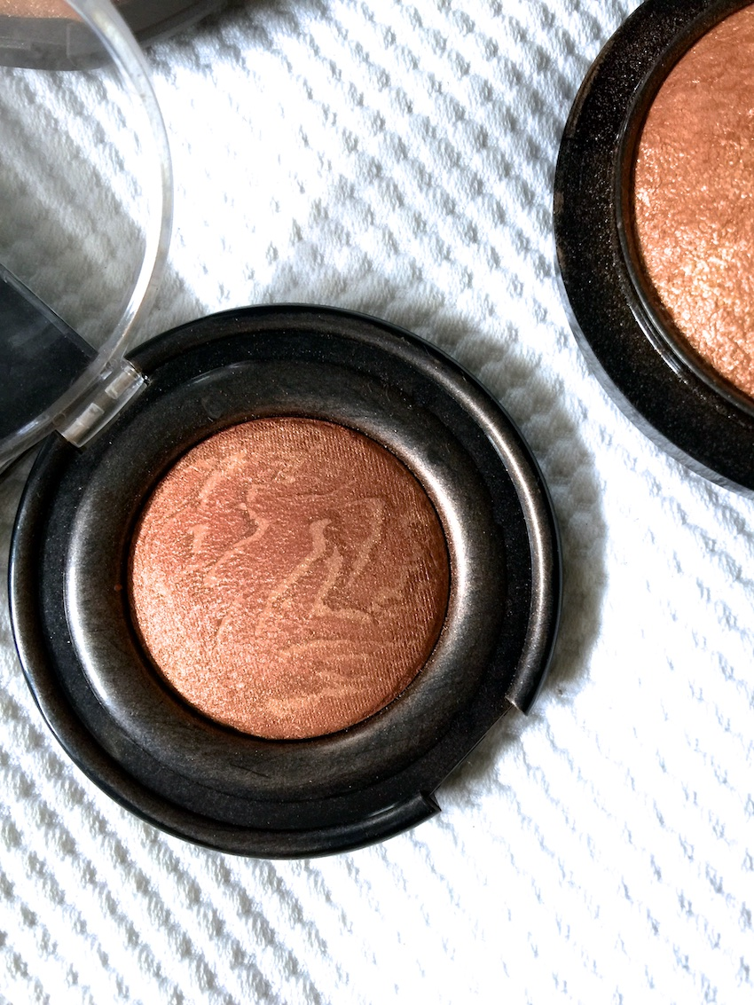 Black Radiance Ginger Snap bronzer