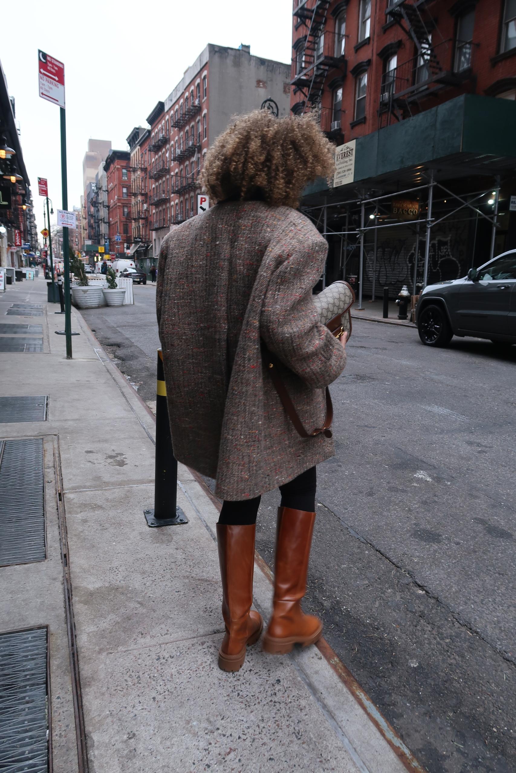 how to style boyfriend blazers