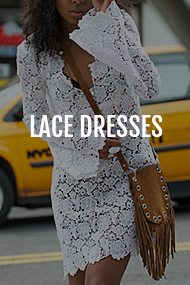 Lace Dresses category on Where Did U Get That