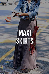 Maxi Skirts category on Where Did U Get That