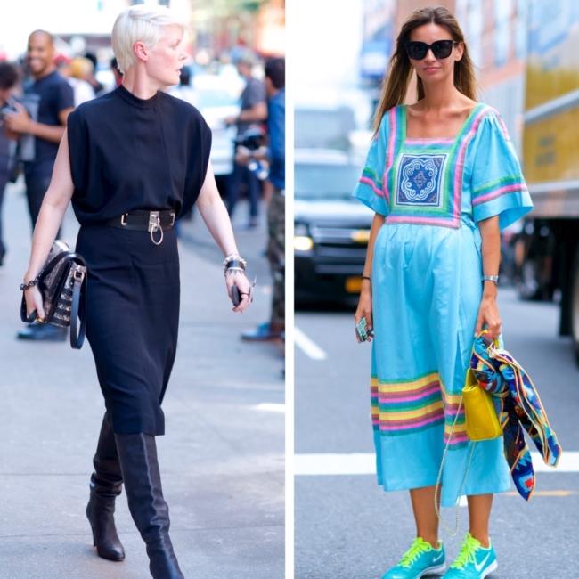 Kate Lanphear, new york fashion week