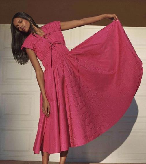 spring dresses trend