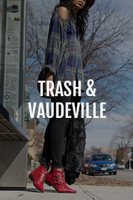 Trash & Vaudeville category on Where Did U Get That
