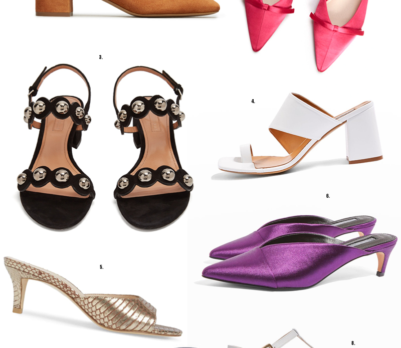 the best spring shoes