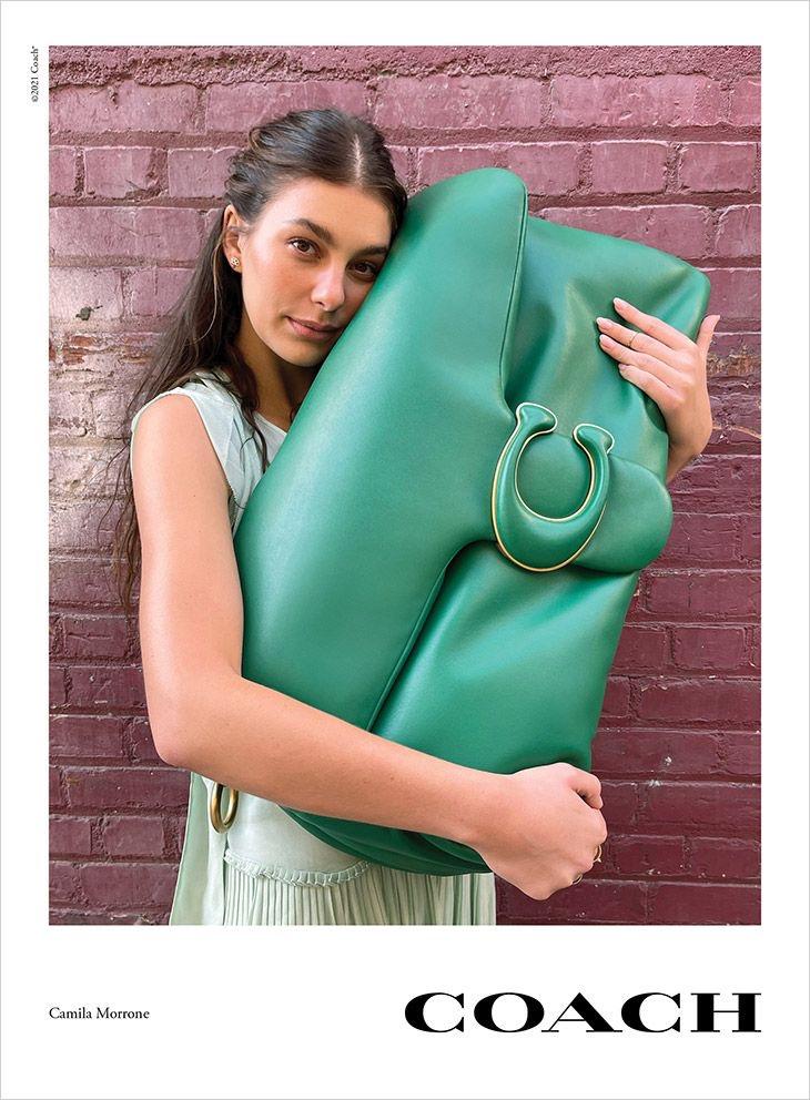 coach tabby pillow bag