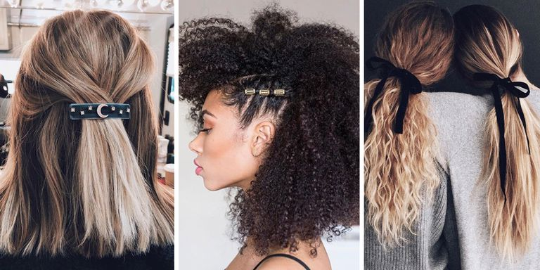 how to style hair combs