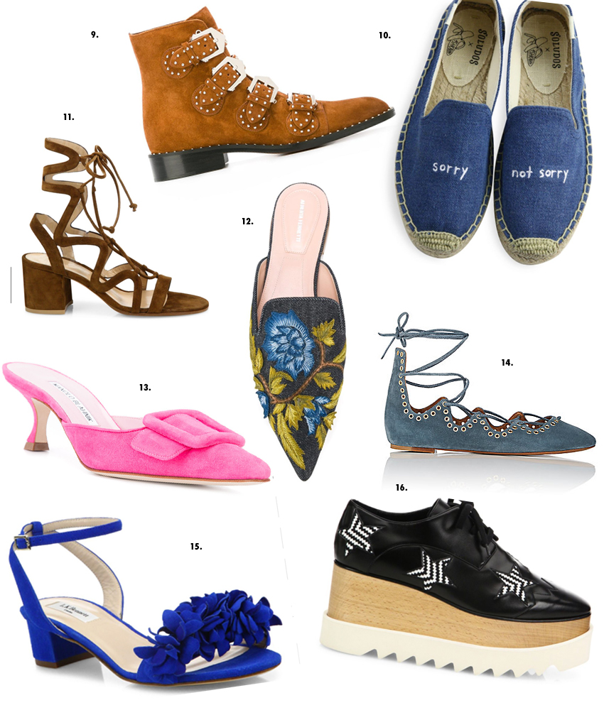 the best shoes in the memorial day sales