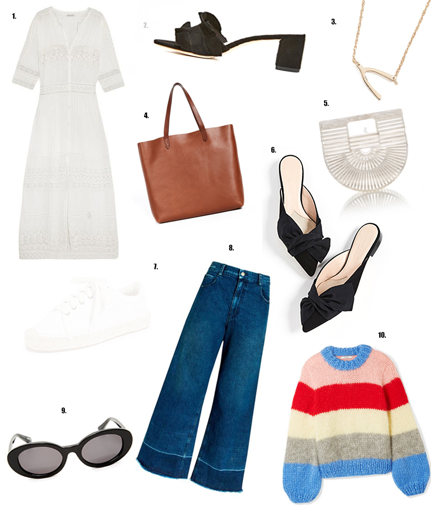 What to get in the spring summer sales