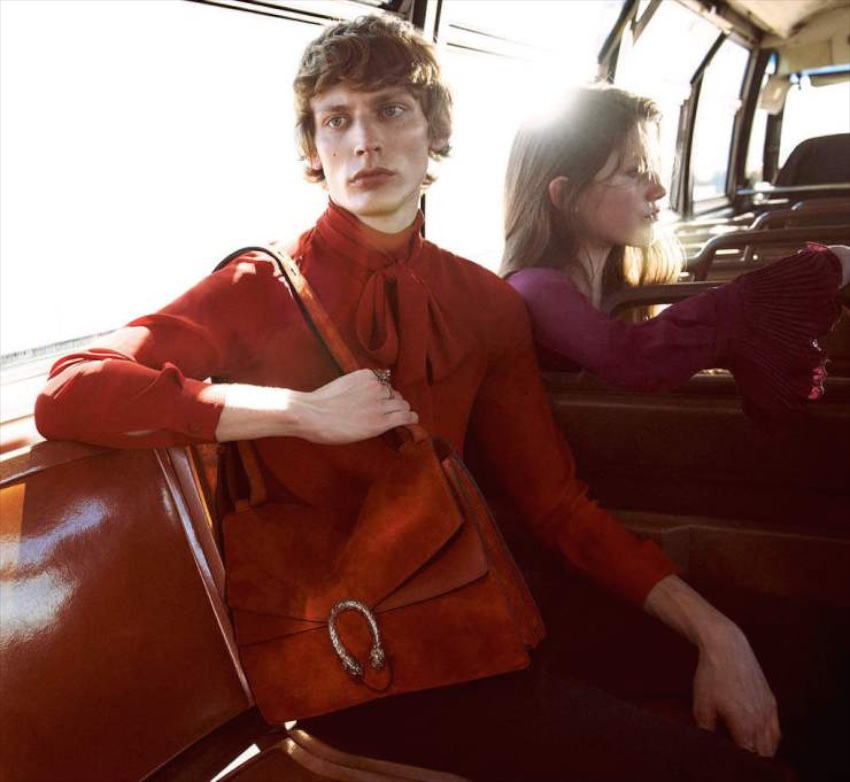Gucci fall winter 2015 bags